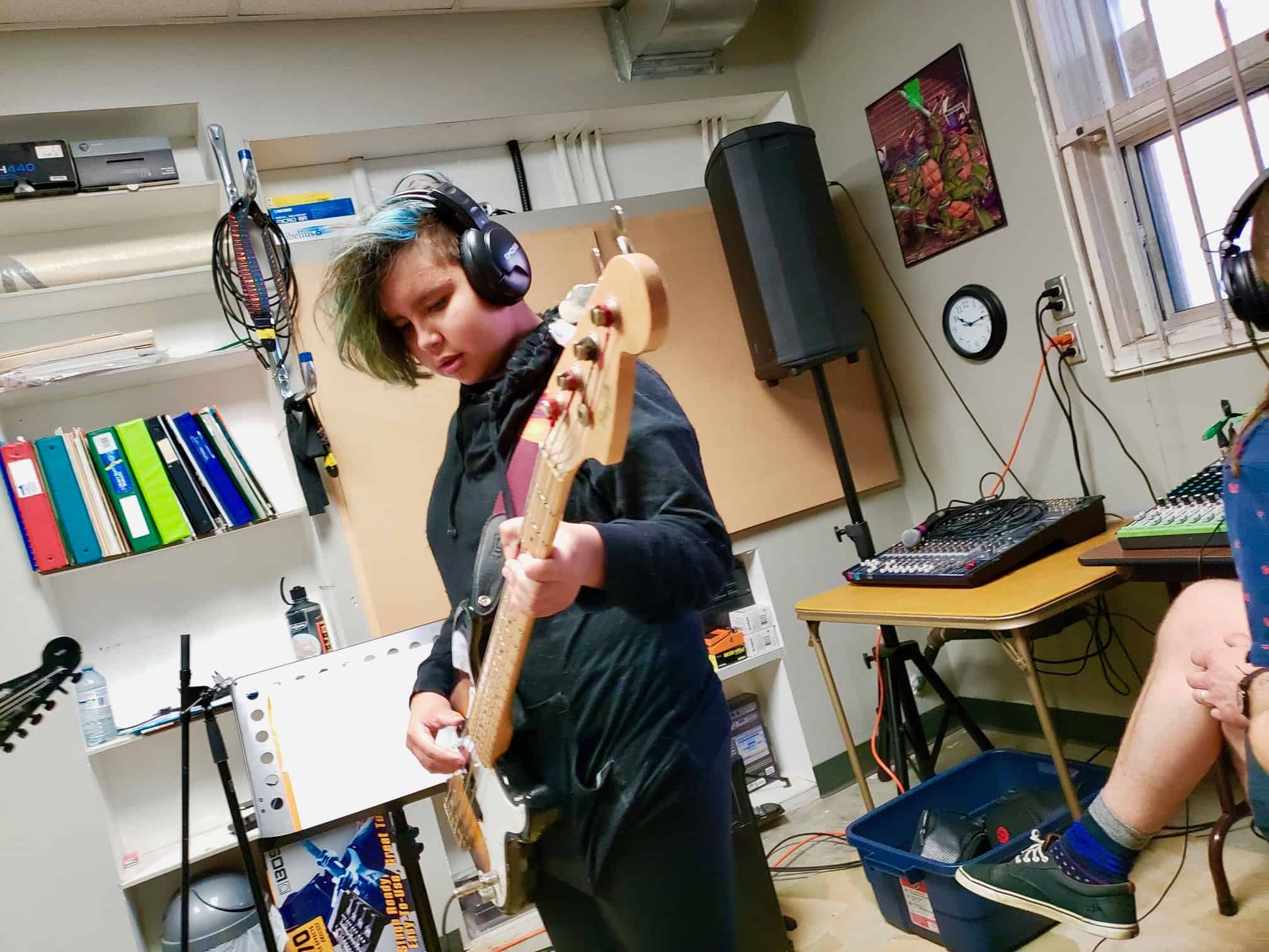 Bass Lessons in Edmonton