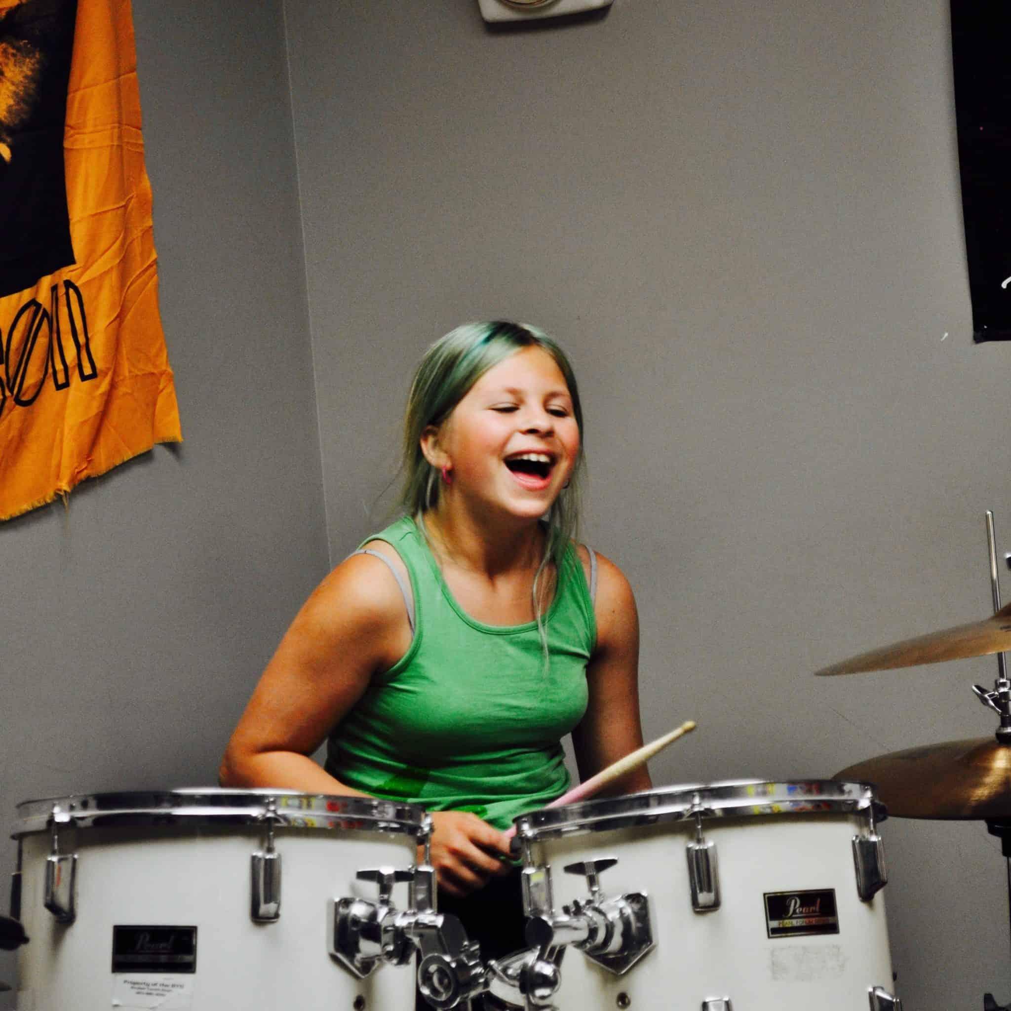 Drum Lessons Edmonton, With Damien