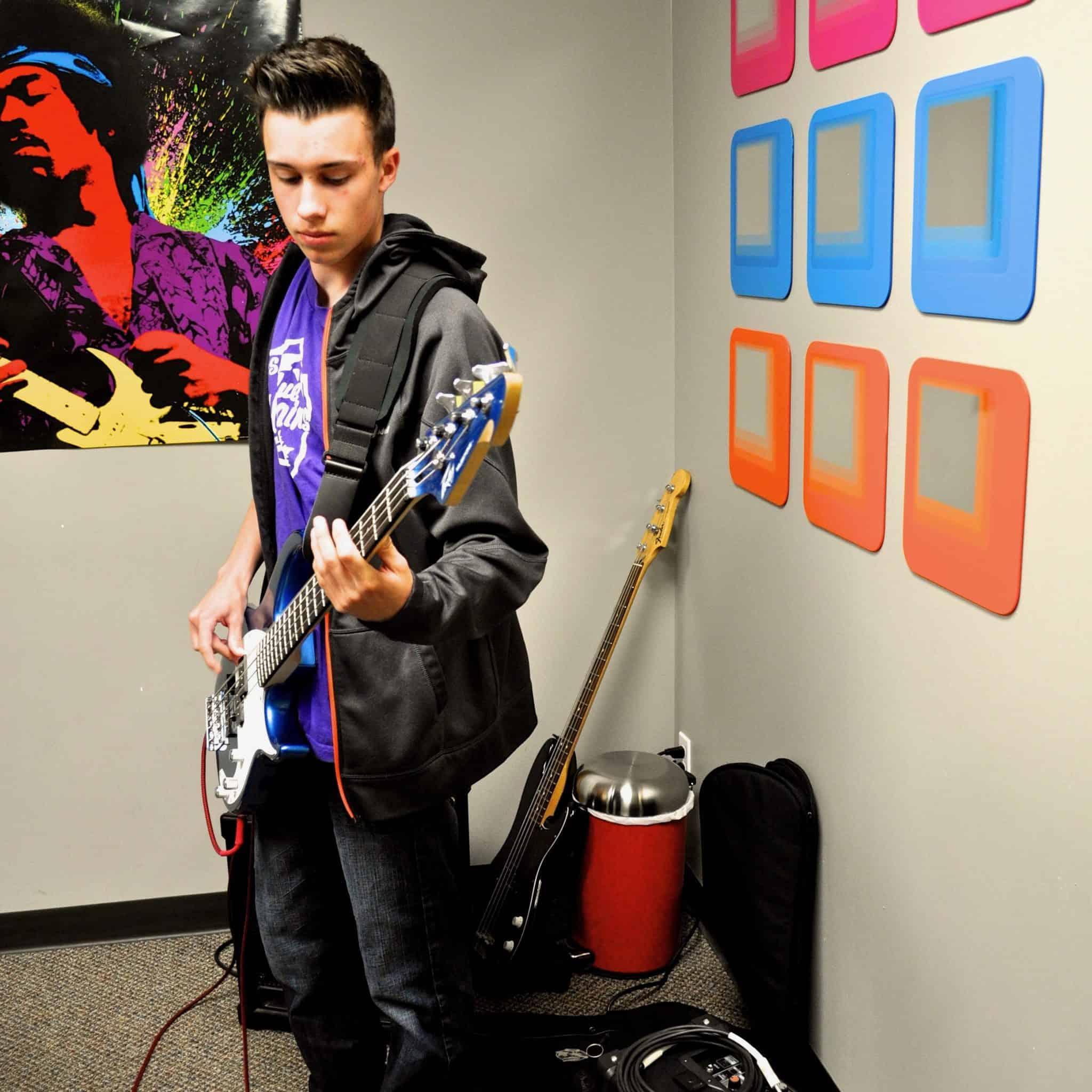 Bass Lessons Edmonton