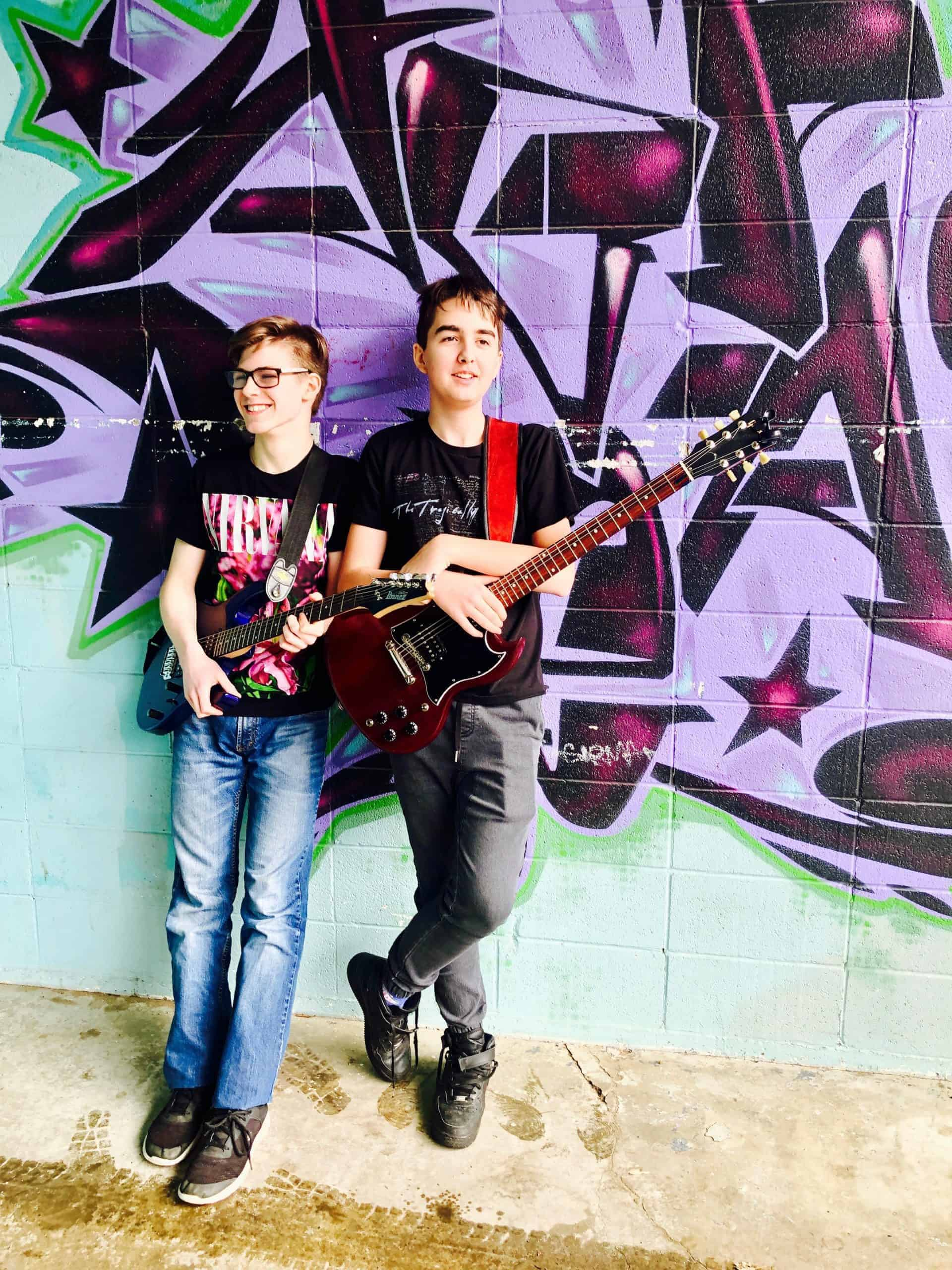 Pacer, a rock band at Backbeat - the place for rock bands and music lessons