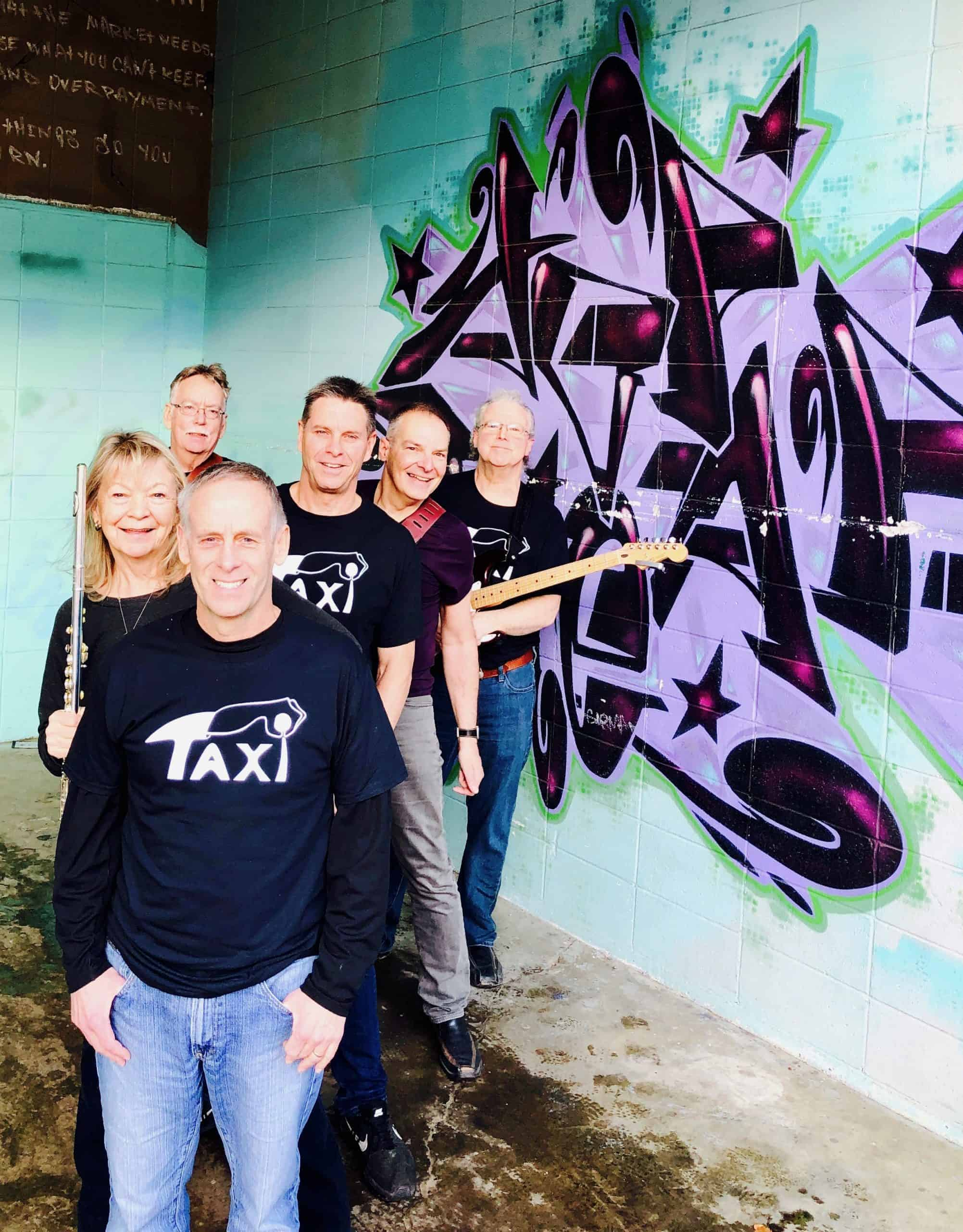 Taxi, a rock band at Backbeat - the place for rock bands and music lessons