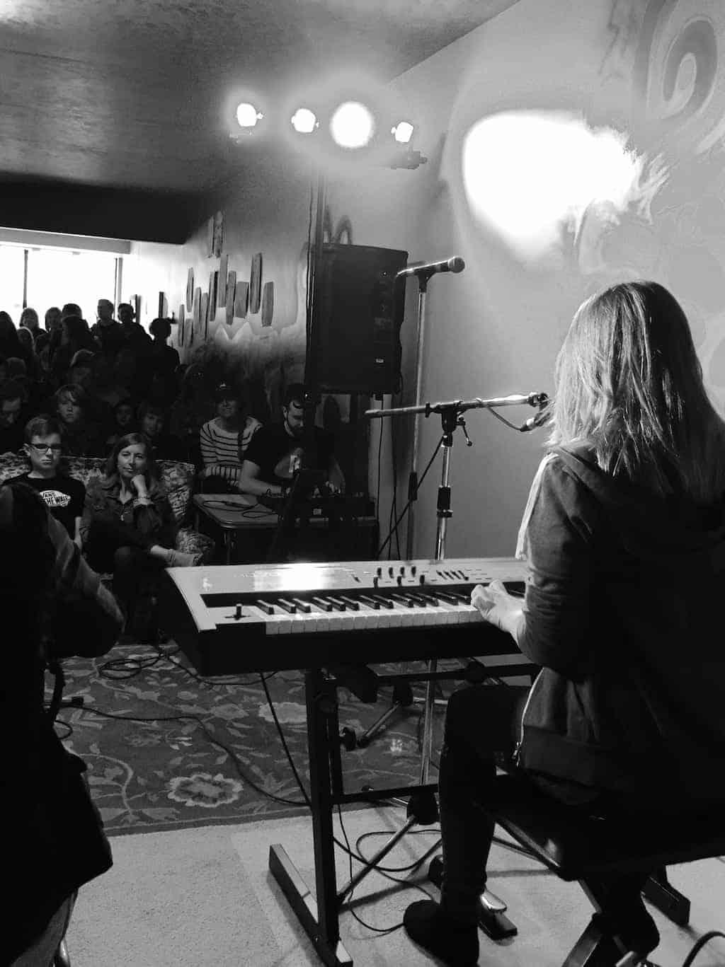 Backbeat Rock Show in Edmonton