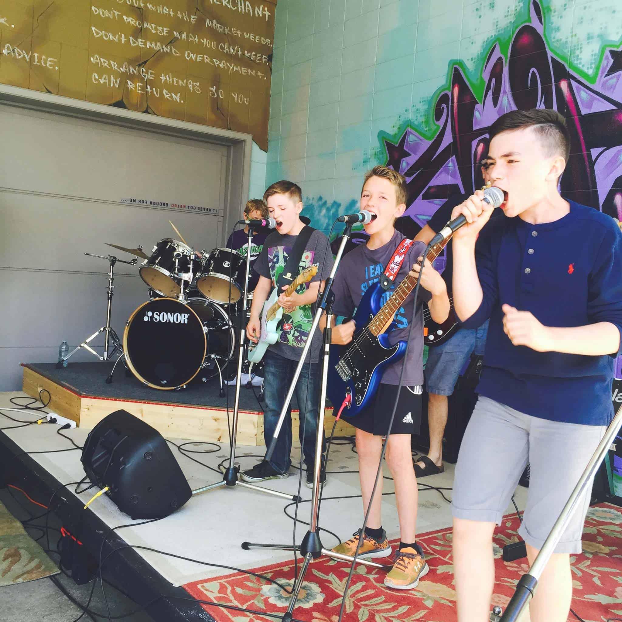 Rock Band Edmonton