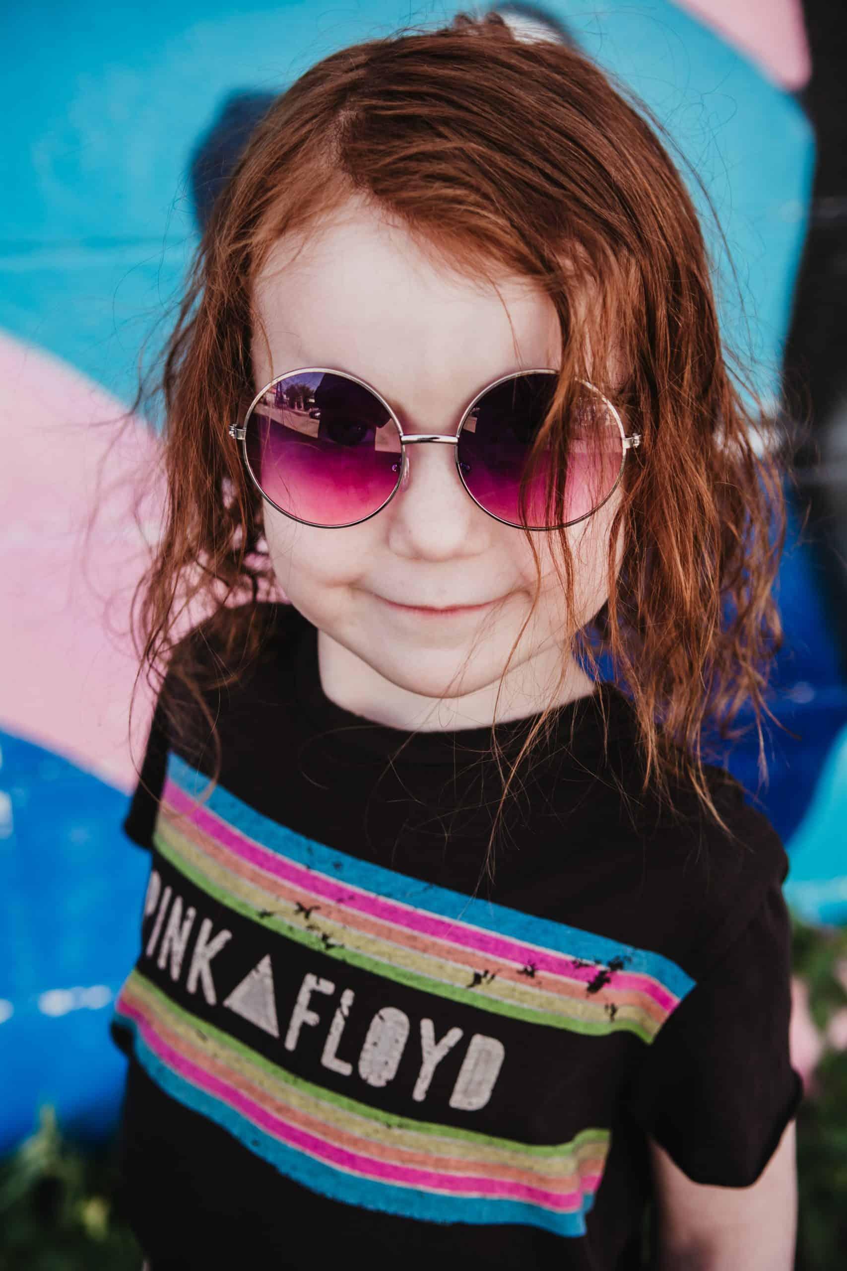 Bigger Beats Edmonton, With Elodie in Sunglasses
