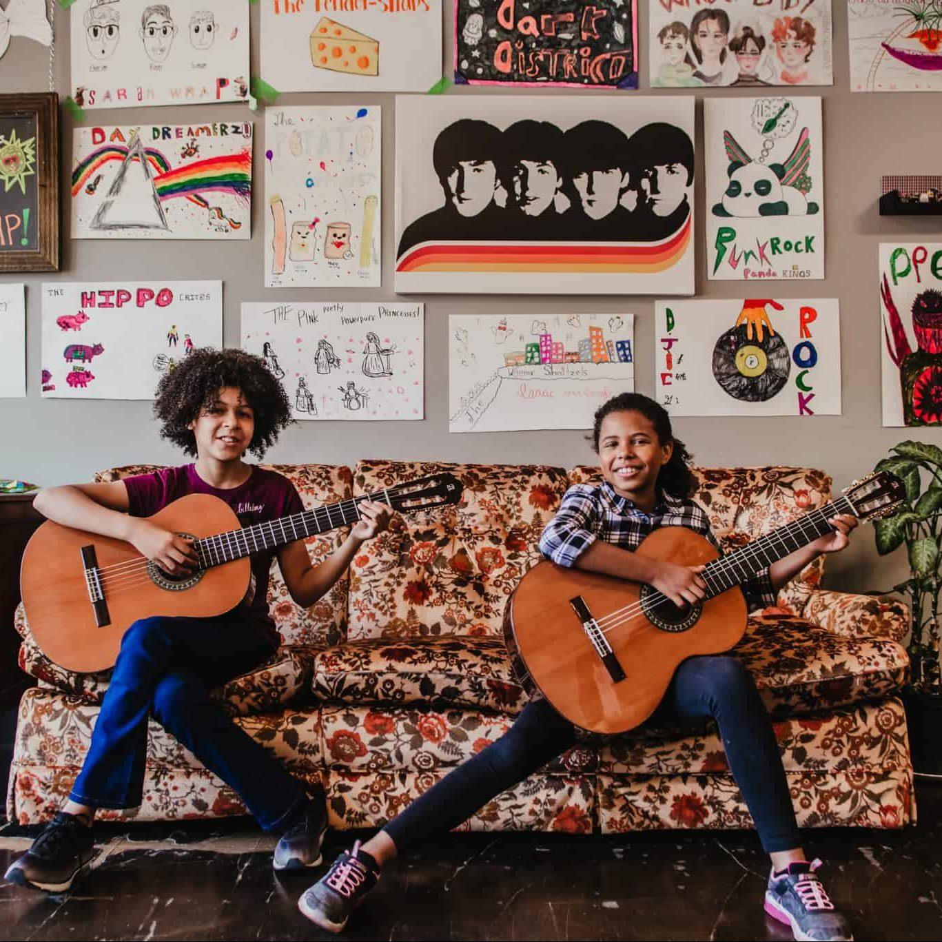 Beginner Guitar Lessons Edmonton