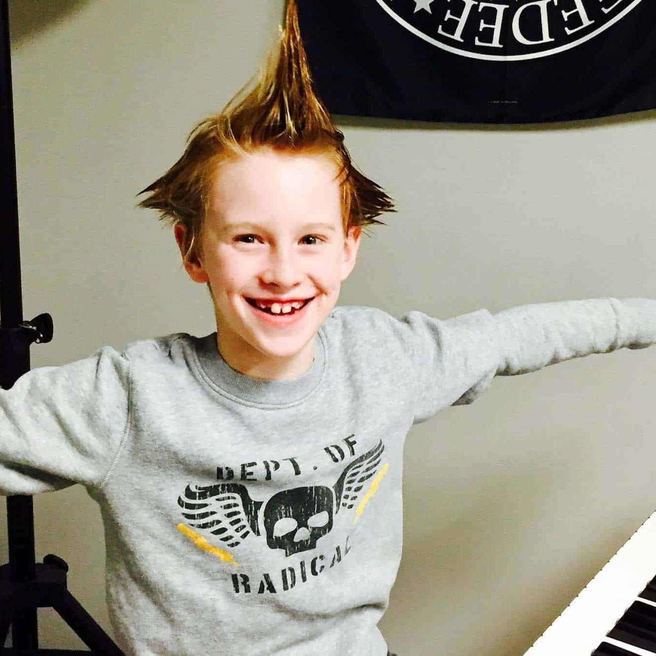 Piano Lessons in Edmonton with Odin Patt